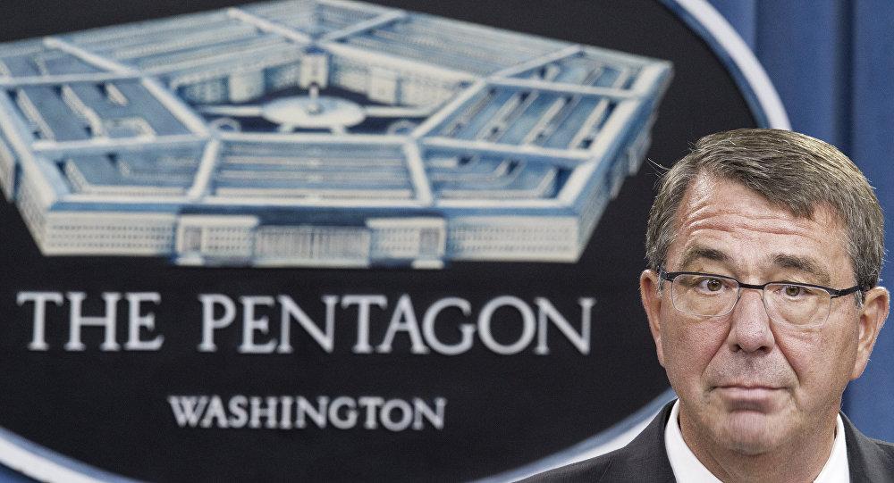Ashton Carter, secretario de Defensa de EEUU