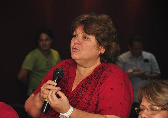 Aleida Guevara, hija de Che Guevara