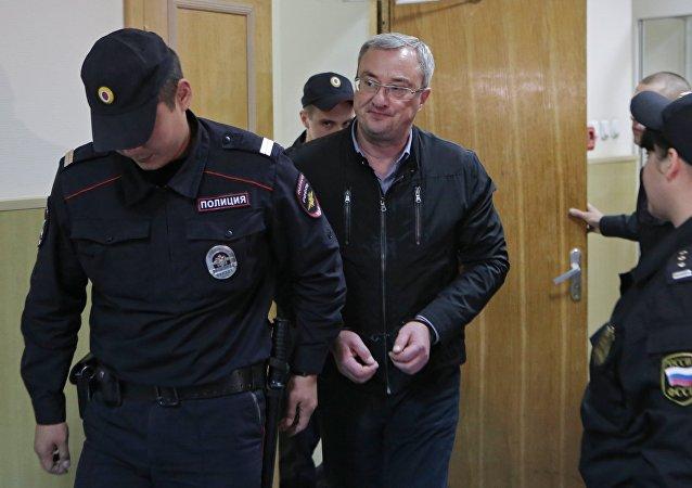 El gobernador de la República rusa de Komi, Viacheslav Gáizer