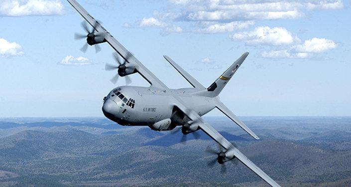 Avión C-130J
