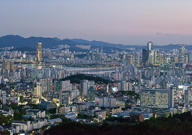 Seúl, capital de Corea del Sur (archivo)