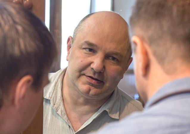 Guenadi Kravtsov, exespía ruso condenado por alta traición