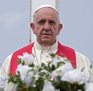 Papa Francisco (archivo)