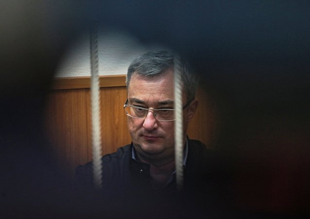 Viacheslav Gáizer, gobernador de Komi