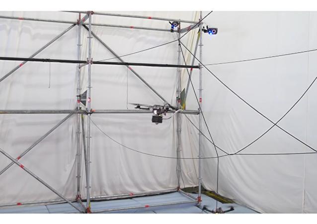 Revolución arquitectónica: los drones pueden construir puentes