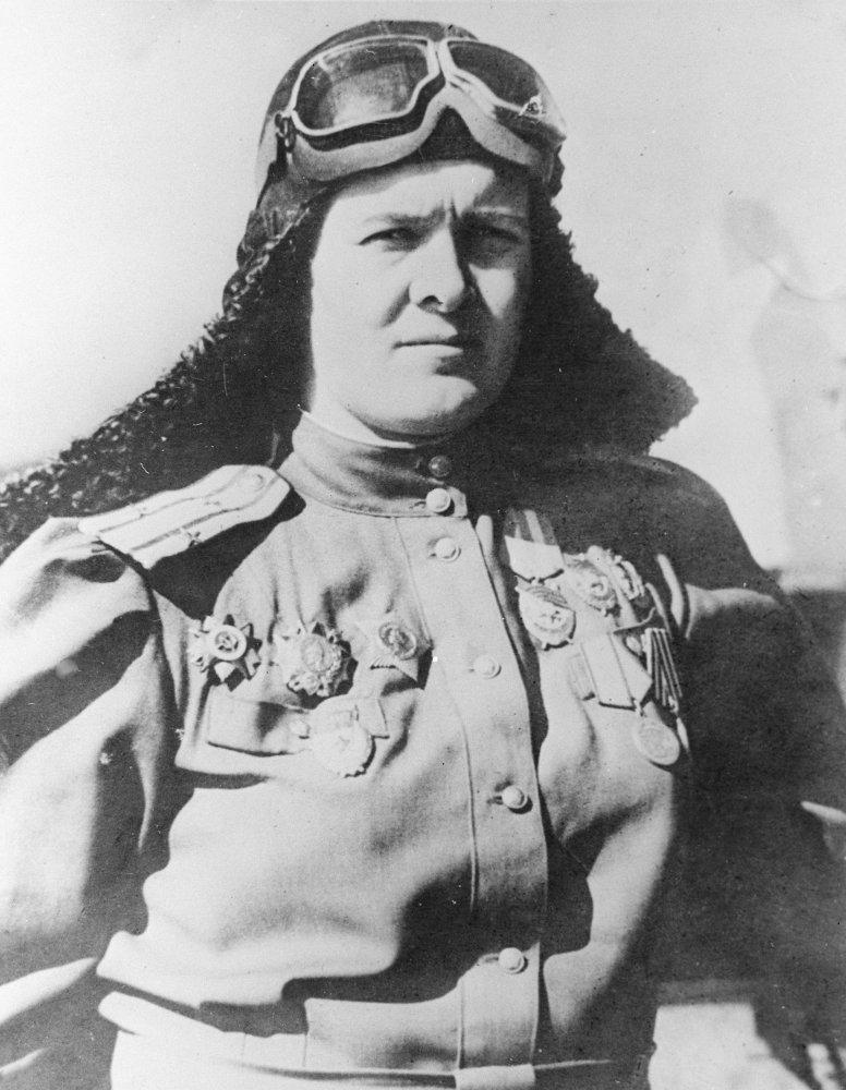 Evdokia Bershanskaia