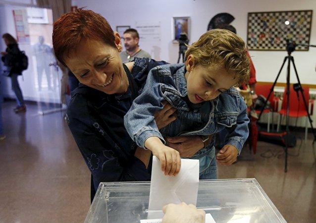 Elecciones en Cataluña (archivo)
