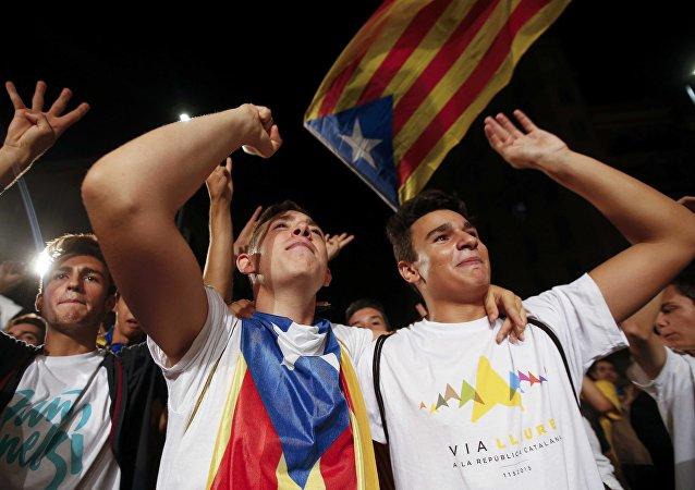 Proceso soberanista catalán