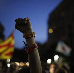 Victoria mínima de los independentistas en Cataluña