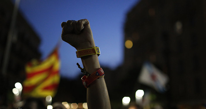 Proceso soberanista de Cataluña