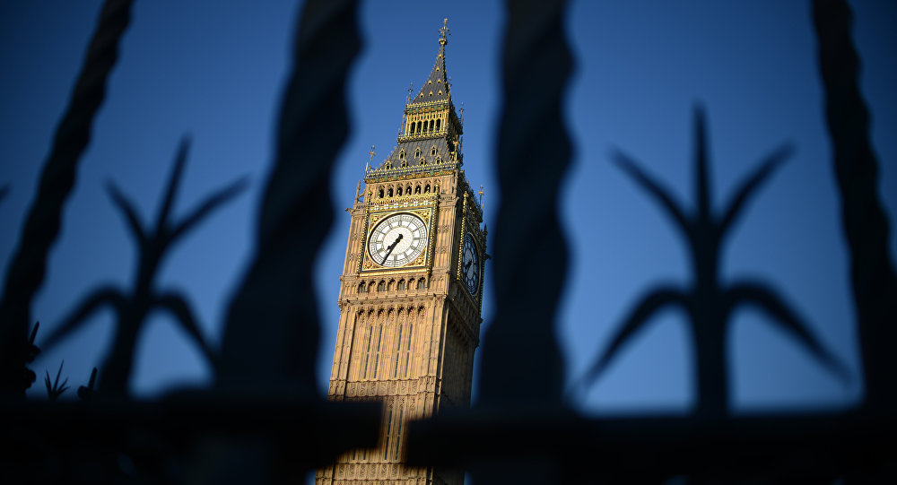 El Big Ben en Londres, la capital del Reino Unido (archivo)