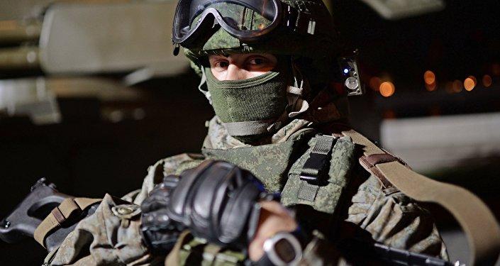 Militar ruso
