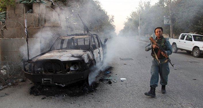 La ciudad afgana de Kunduz, arrebatada a los talibanes