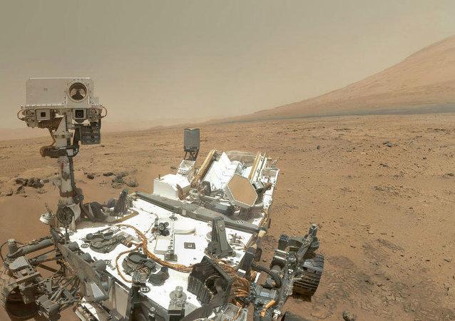 Mars rover (archivo)
