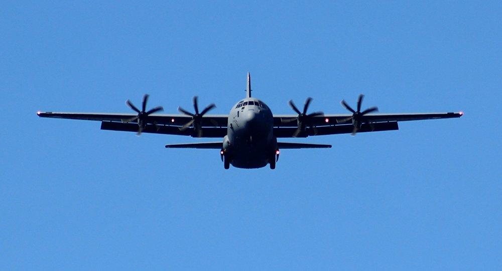 El Hercules C-130 del Bundesheer