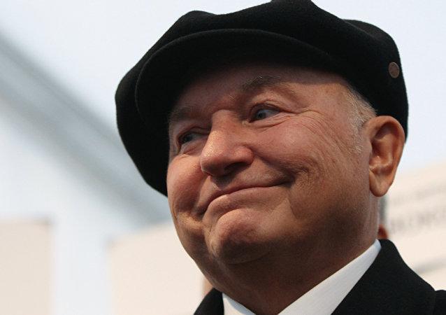 Yuri Luzhkov, antiguo alcalde de Moscú
