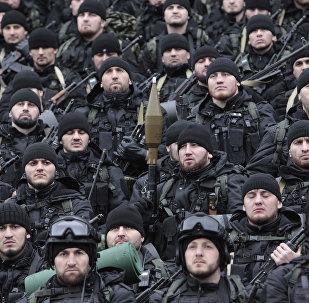 Resultado de imagen para Las Fuerzas Especiales Chechenas defienden la base aérea de Hmeymim