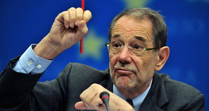 Javier Solana, exsecretario general de la OTAN