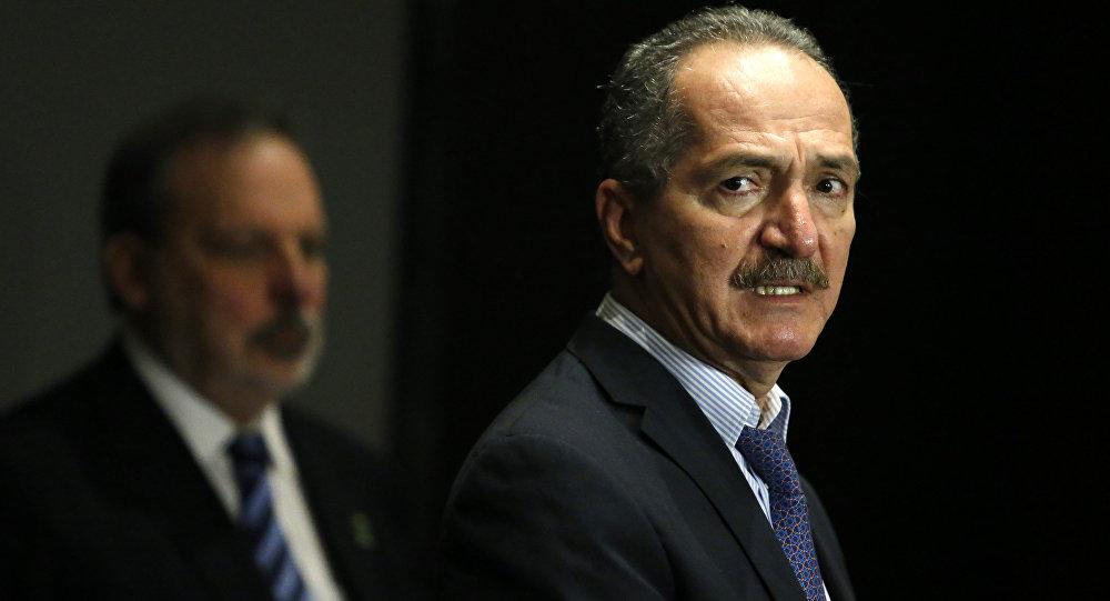 Aldo Rebelo, nuevo ministro de Defensa de Brasil