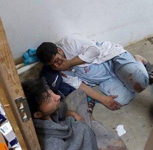 Situación en el hospital de Médicos Sin Fronteras en Kunduz tras el bombardeo