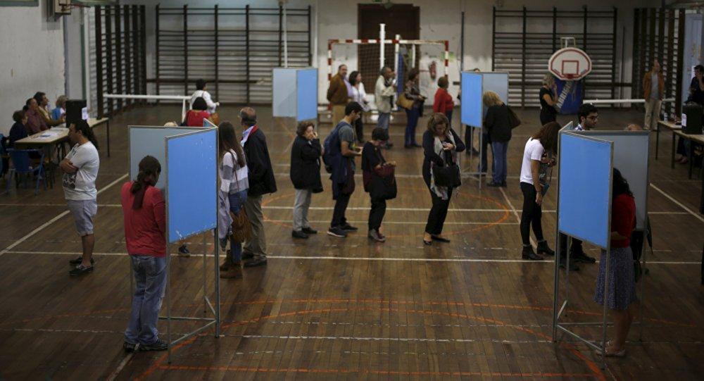 Elecciones en Portugal