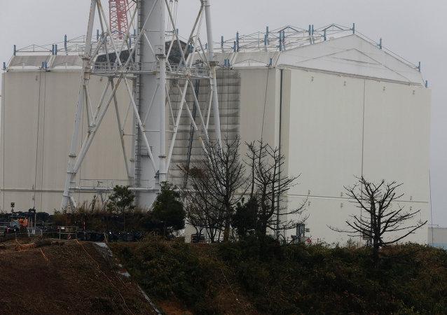 Retiran la cúpula protectora sobre Fukushima