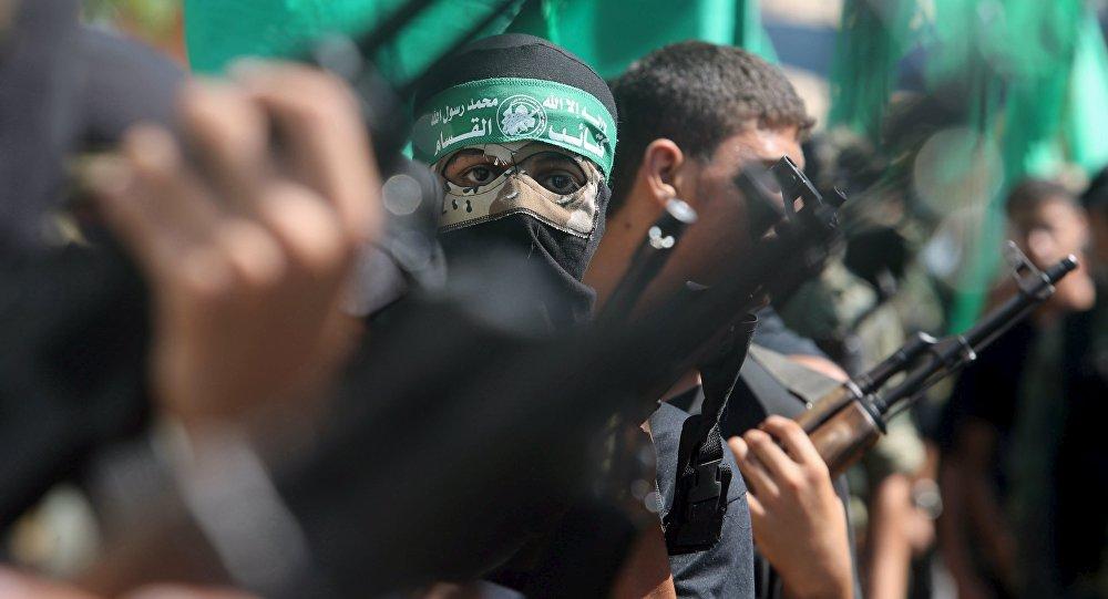 Militantes de Hamás
