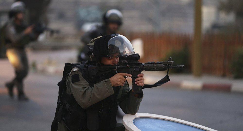 La policía israelí (archivo)