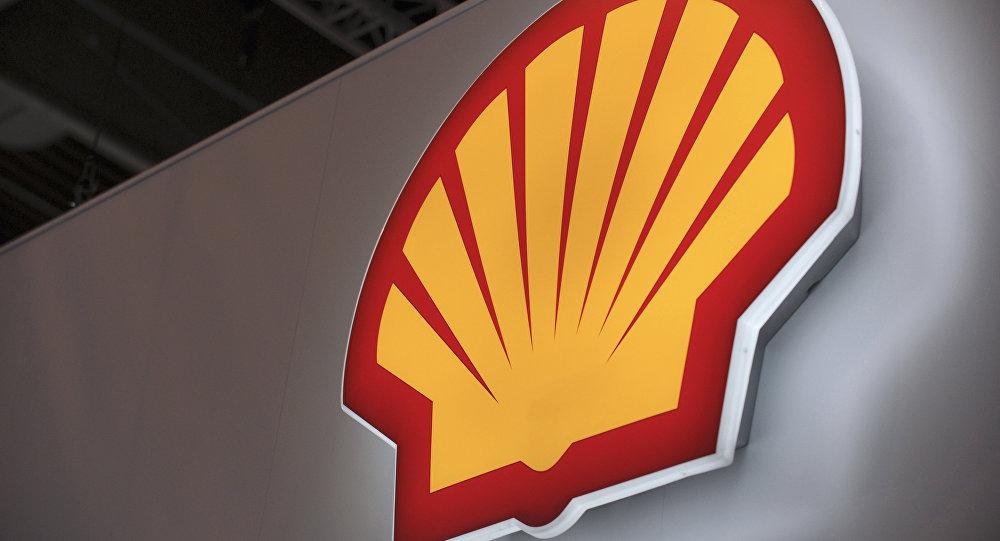 Logo de Shell