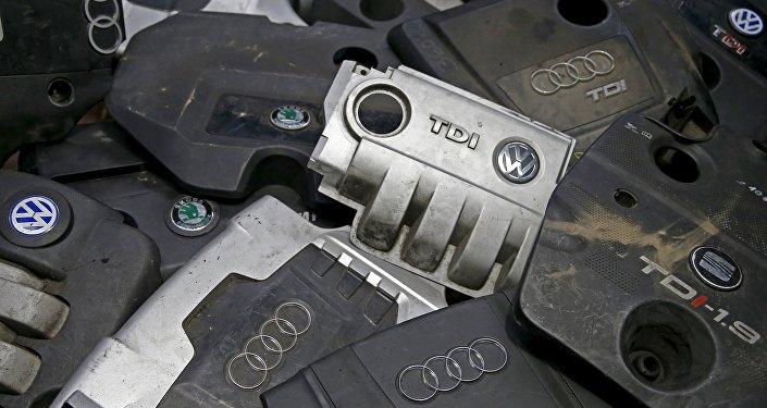 Cubiertas de los motores diésel de Volkswagen, Audi, SEAT y Skoda