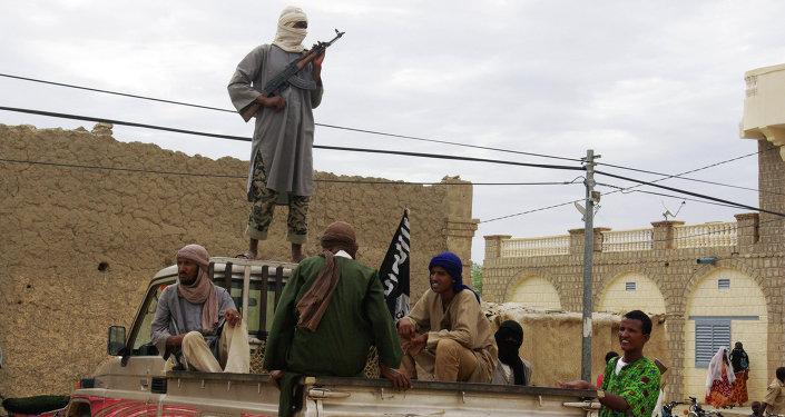 Extremistas de ISIS (imagen referencial)