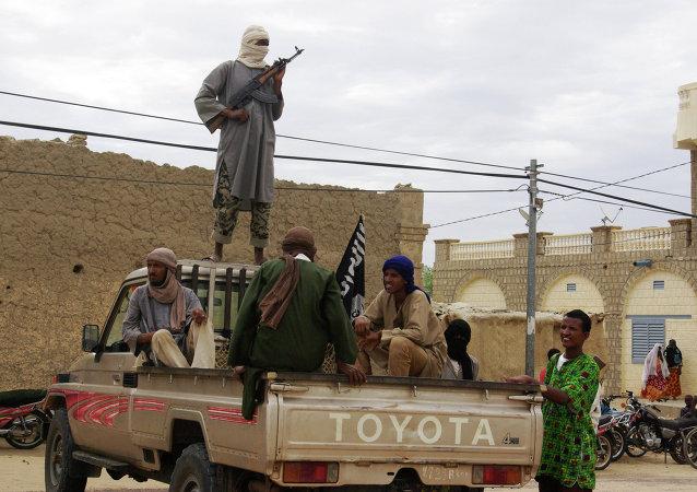 Extremistas de Daesh