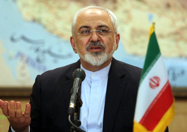 Mohamad Javad Zarif, ministro de Asuntos Exteriores de Irán