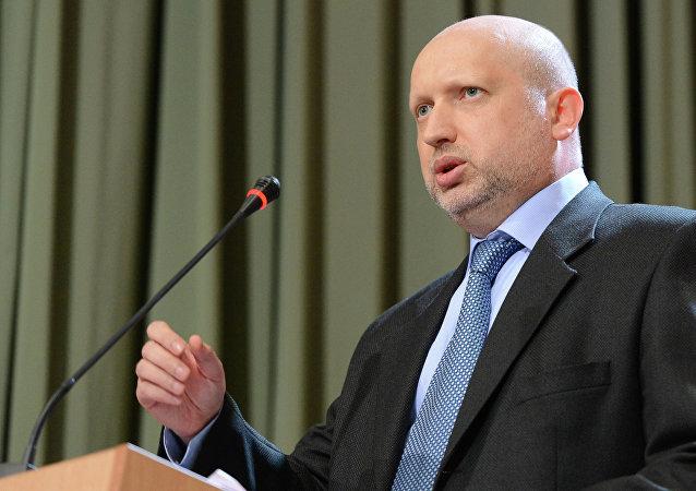 Alexandr Turchínov