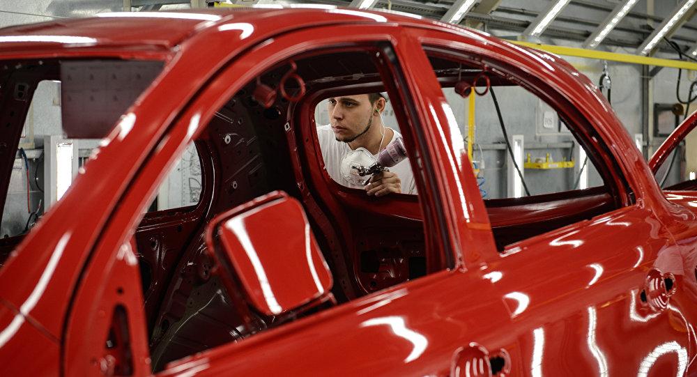 Fabricación de automóviles en Brasil