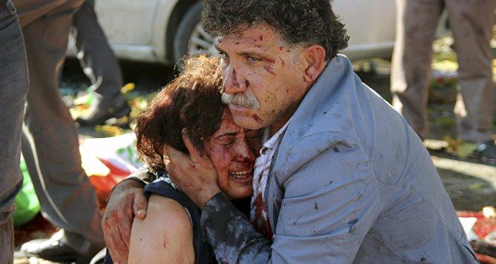 Atentado en Ankara, 10 de octubre 2015