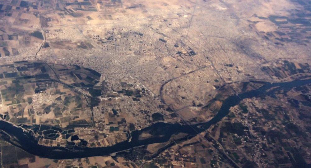 Bombardeos de Fuerza Aeroespacial rusa contra EI en provincias Raqqa y Alepo (archivo)
