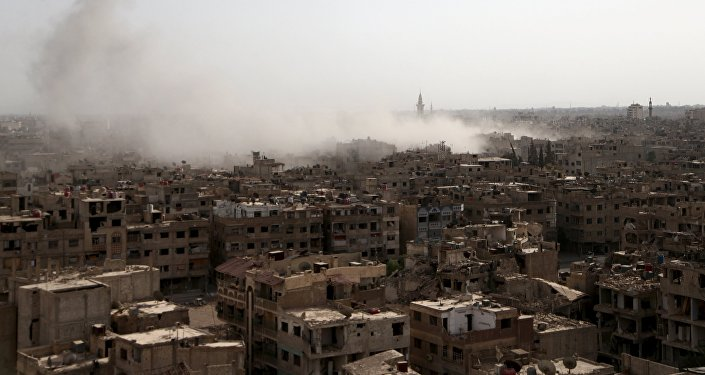 Ciudad siria de Duma
