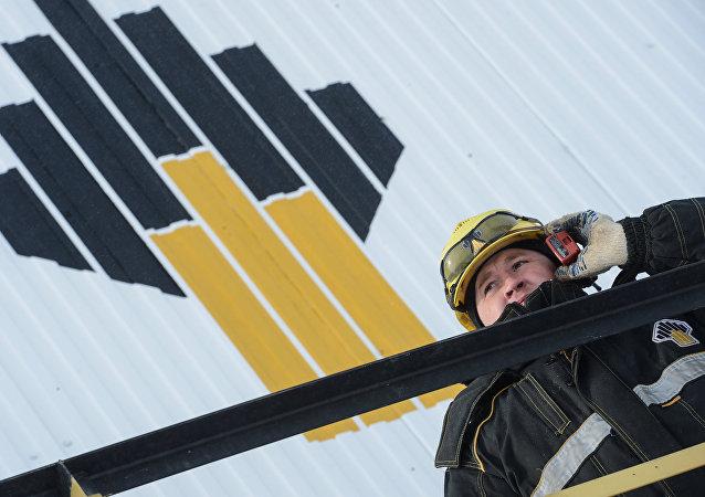 Un empleado de Rosneft