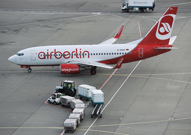 Caza Air Berlin