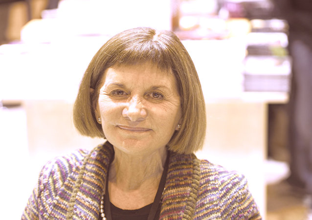 Alicia Giménez Bartlett, escritora española