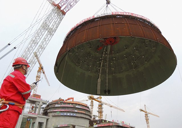 Central nuclear de Tianwan