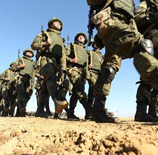 Efectivos del Distrito Militar Oriental realizarán marcha de 300 kilómetros