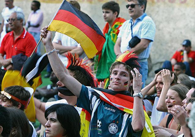 Mundial de Fútbol de 2006 en Alemania