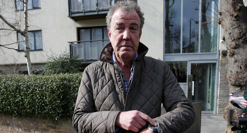 El presentador Jeremy Clarkson (archivo)