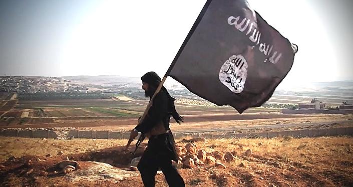 Yihadista del grupo terrorista Daesh (archivo)