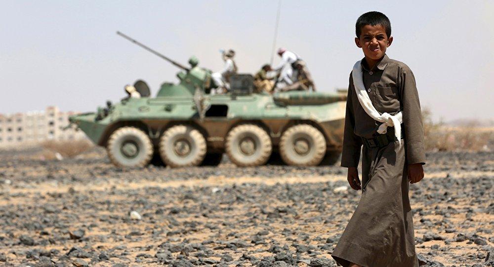 Situación en la provincia de Marib, Yemen
