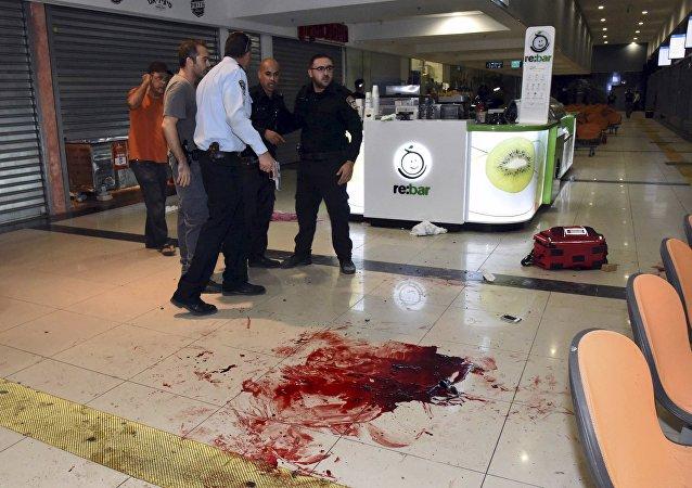 Un nuevo ataque en Israel causa al menos dos muertos y once heridos