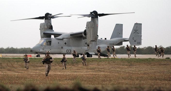 Base militar estadounidense