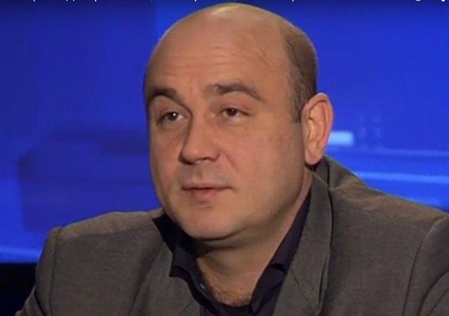 Dmitri Liamin, ministro de Combustible, Energía e Industria del Carbón de la RPL